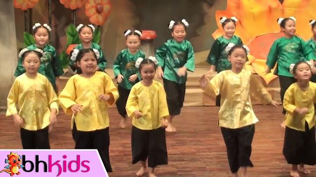 Nhạc Thiếu Nhi Sôi Động Cho Bé - Bắc Kim Thang