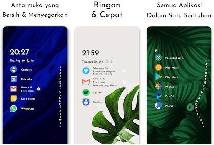 Aplikasi Launcher Android - 3