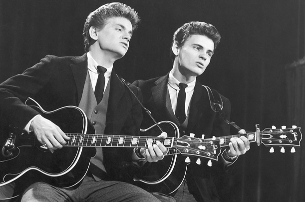 "Un Clásico: Everly Brothers- ""All I Have To Do Is Dream/Cathy's Clown"""