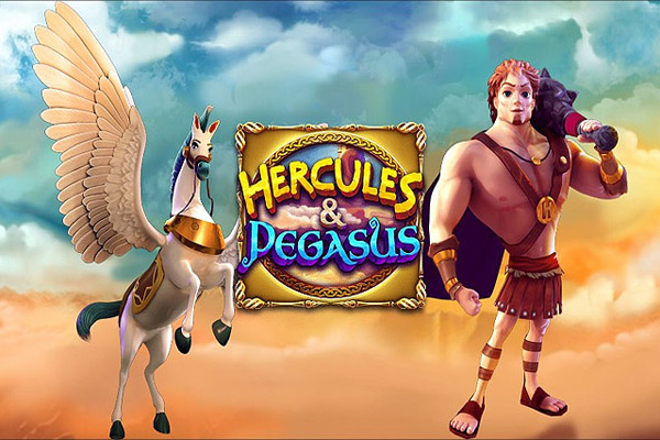 Main Gratis Slot Demo Hercules and Pegasus (Pragmatic Play)