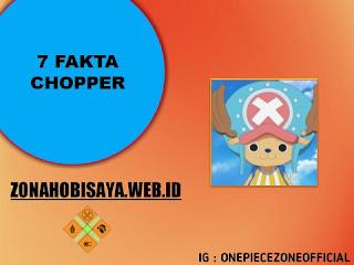 Fakta Chopper One Piece