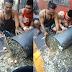 Man achieve 'Ipon Challenge' by saving money in water tank