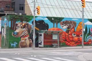Toronto Humane Society Mural