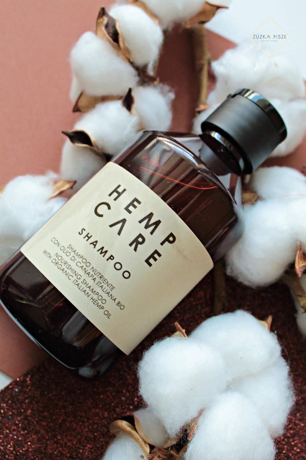 Hemp Care, szampon do włosów, 250ml