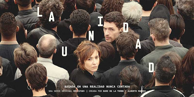 'La Unidad', la serie de Dani de la Torre y Alberto Marini, desvela su primer teaser