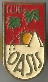 Insignia del Club Ajedrez Oasis