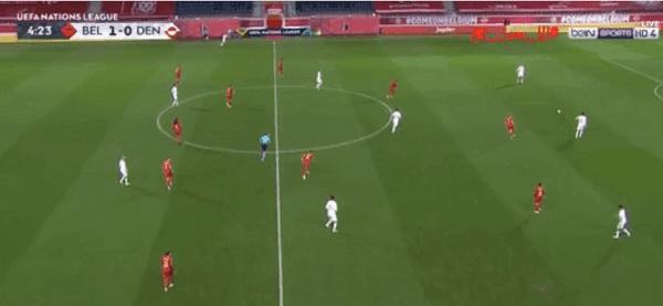 بث مباشر : مشاهدة مباراة بلجيكا والدنمارك اليوم 18-11-2020  belgium vs denmark