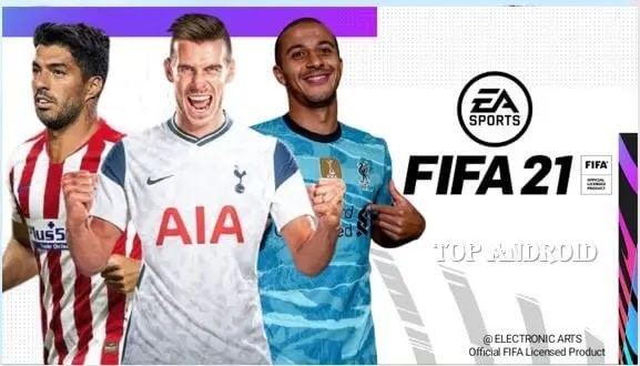 FIFA 21 MOD Download APK + OBB Data For Android