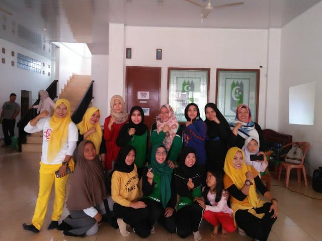 Kegiatan rutin dr.Zam dan Forhati Wilayah Lampung, sejak 1 tahun
