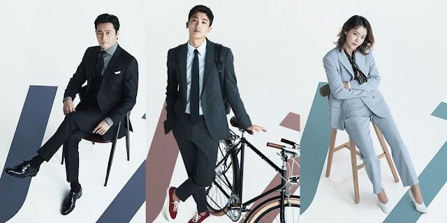 Download Drama Korea Suits Batch Subtitle Indonesia