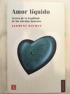 Amor líquido de Zygmunt Bauman