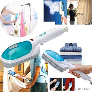 Cloth Steamer - Portable Hand Steamer Iron for Clothes