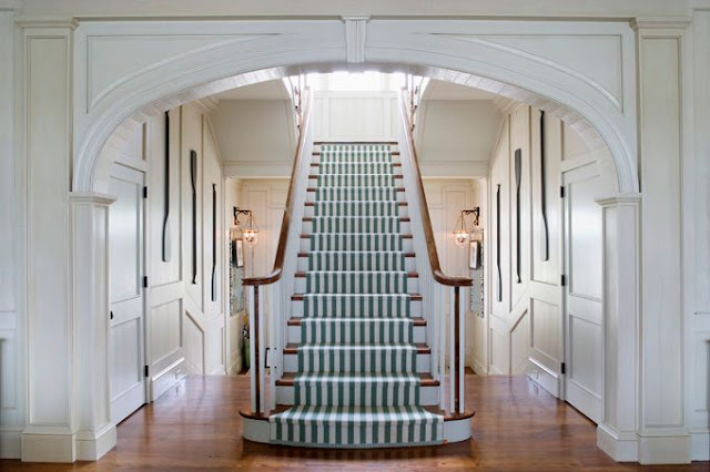 staircase marble design