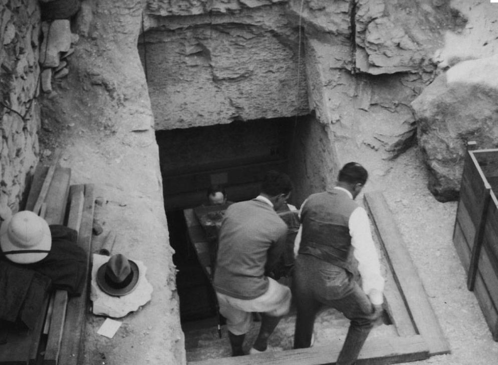 King Tut Tomb Discovery: How Tourism Cursed Tomb Of Tutankhamun