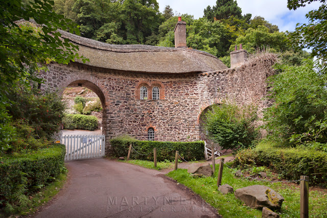Old Toll House in Exmoor National Park by Martyn Ferry Photography