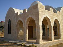 The grave of 'Abd al-Rahman ibn 'Awf in Amman, Jordan