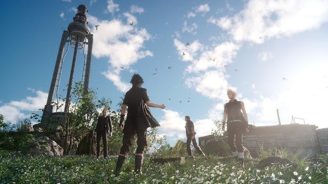 Final Fantasy XV podría contar con una aplicación para móviles 1