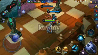 Script Map Brawl Chess Board Mobile Legends Patch Terbaru