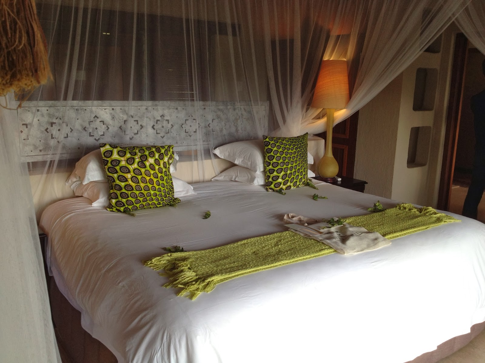 Sabi Sands - Our suite at Simbambili Game Lodge