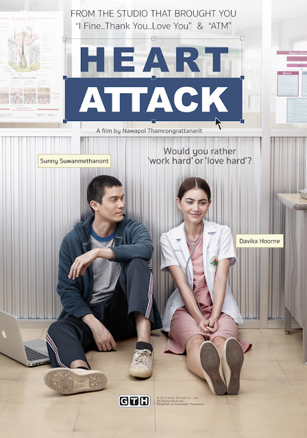 Heart Attack (2015) BluRay Subtitle Indonesia