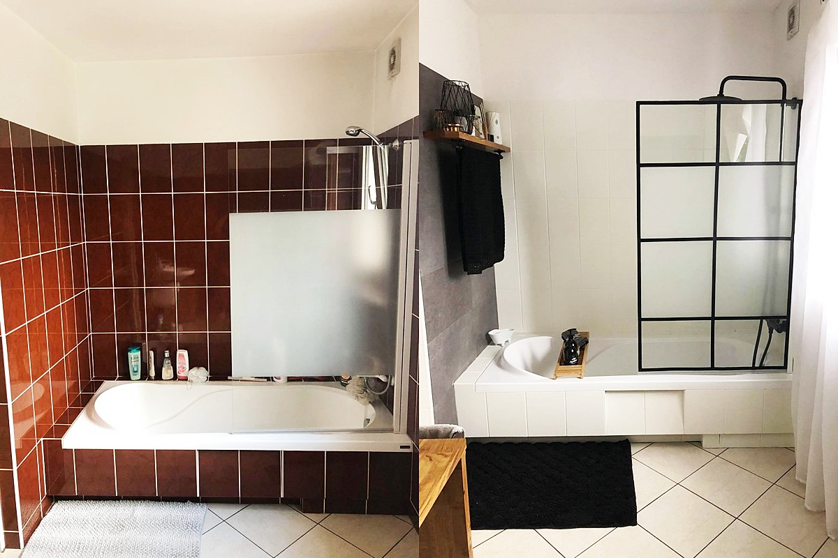 metamorfoza łazienki zdjęcia