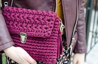 fashion blogger diyorasnotes floral dress leather byker jacket crochet bag 19 - CROCHET BAG AND FLORAL MIDI DRESS