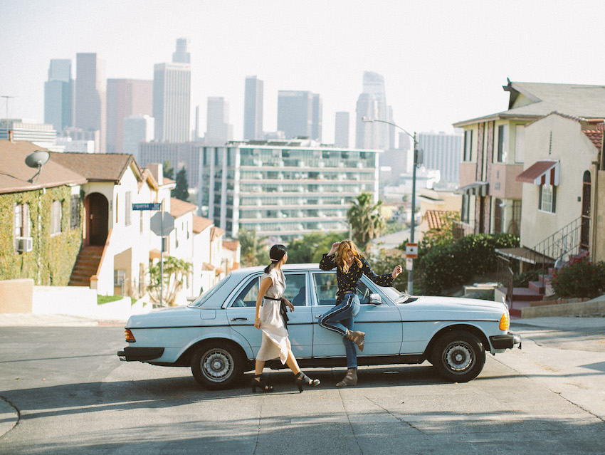 LA Travel Guide | Honey & Silk
