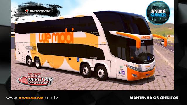 PARADISO G7 1800 DD 8X2 - VIAÇÃO WE MOBI
