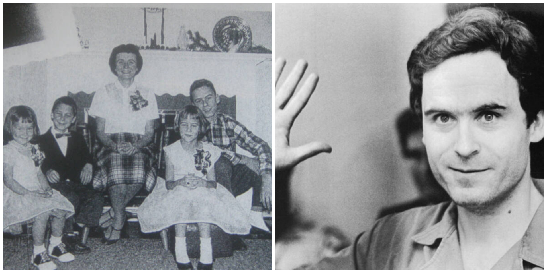 Does Ted Bundy's Childhood Hold The Key To His Madness?