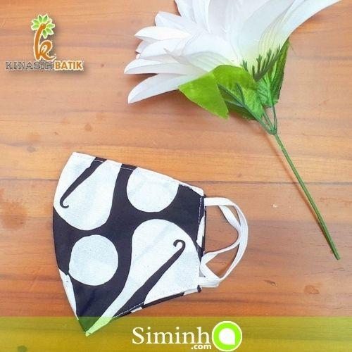 Masker Batik Motif 6 - Kinasih Batik