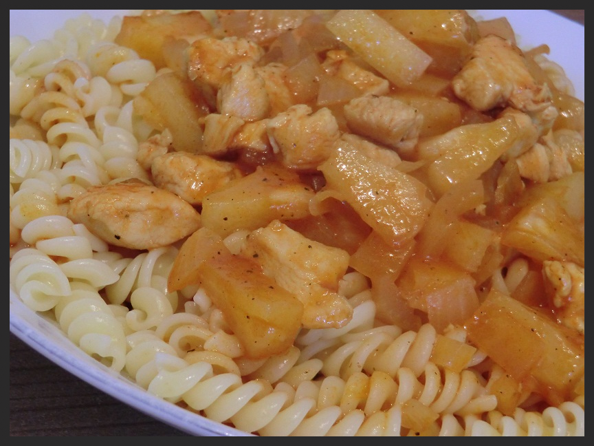 recept tagliatelle met zalm en roomsaus