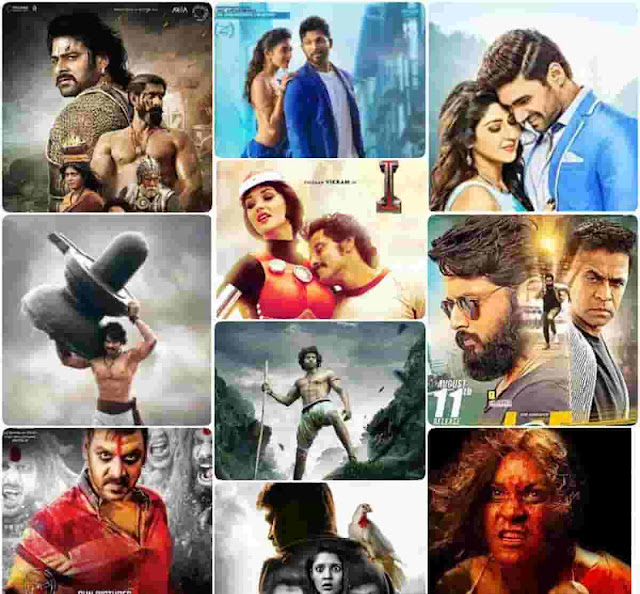 Top 10 South Tamilrockers movie