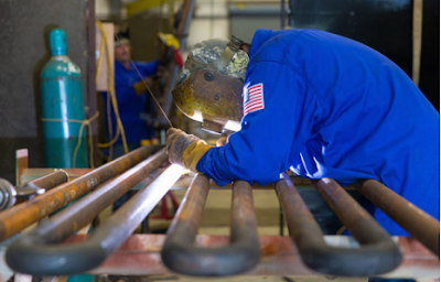 $34/ hr: Shop Welders and Fitters Needed in Louisiana.