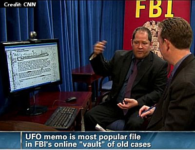 FBI Historian Demonstrates His Ignorance of Agency's UFO Files & Investigations