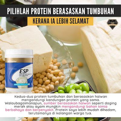 panduan memilih sumber protein yang betul dan terbaik
