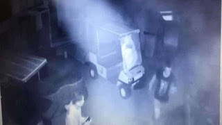 Vídeo mostra atletas correndo para fugir de incêndio no Ninho do Urubu; assista