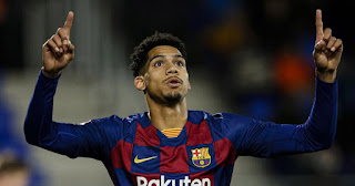 Barcelona defender Araujo happy to have played full 90 minutes vs Girona