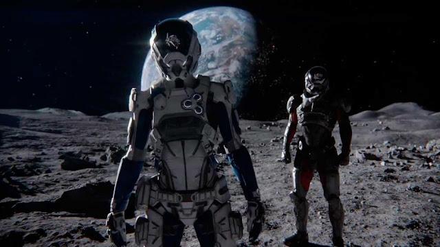 Planetas y aventura en Mass Effect Andromeda, el videojuego de BioWare