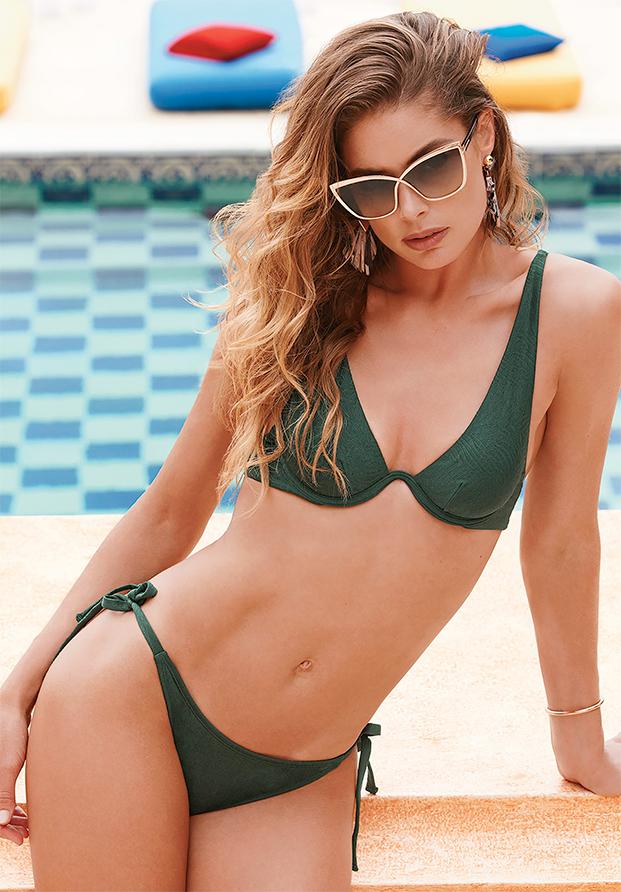 La mejor selección de bikinis y bañadores de la mano de Hunkemöller