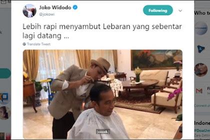 Ferdinand: Astaga, Kondisi Sekarang Presiden Masih Bisa Tweet Receh