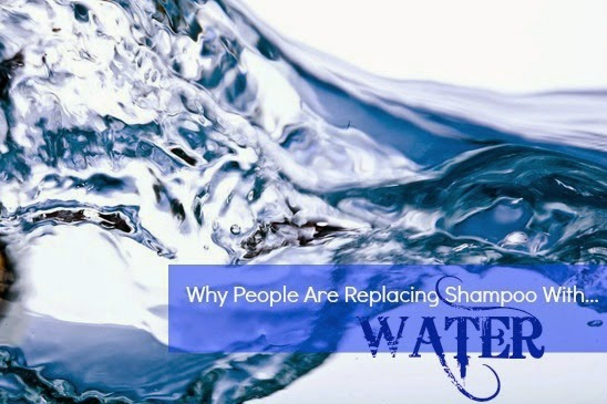 Why People Are Replacing Shampoo With ...Water
