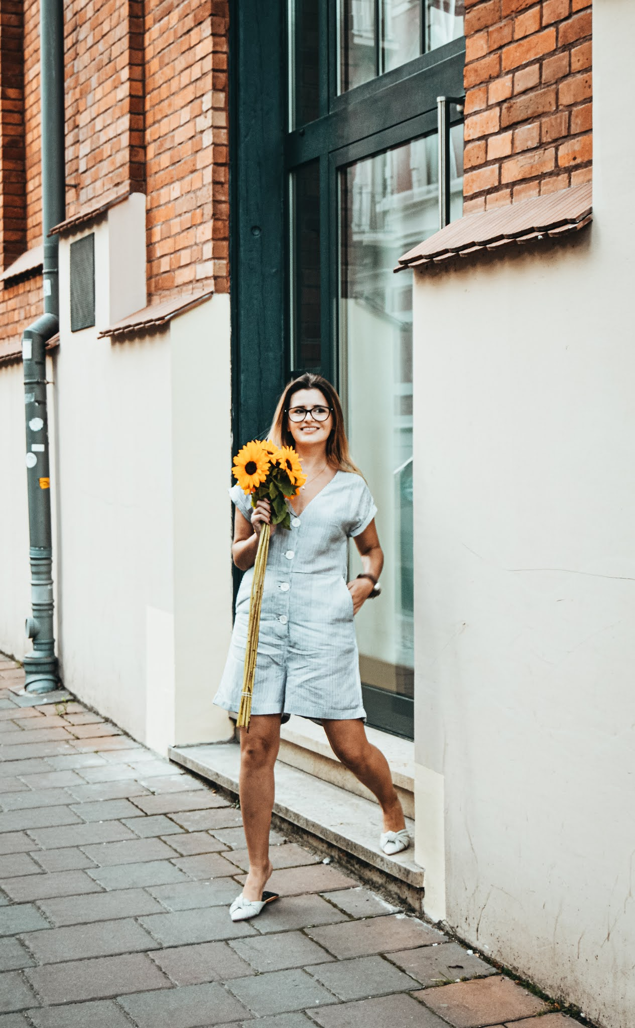 Zdjęcia słoneczniki blogerka