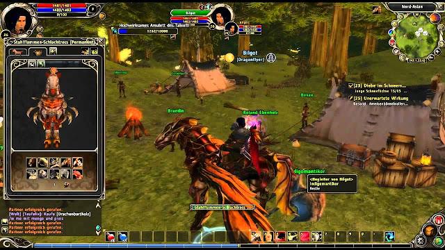 Los mejores MMORPG de pocos requisitos ¡Juega sin problemas!