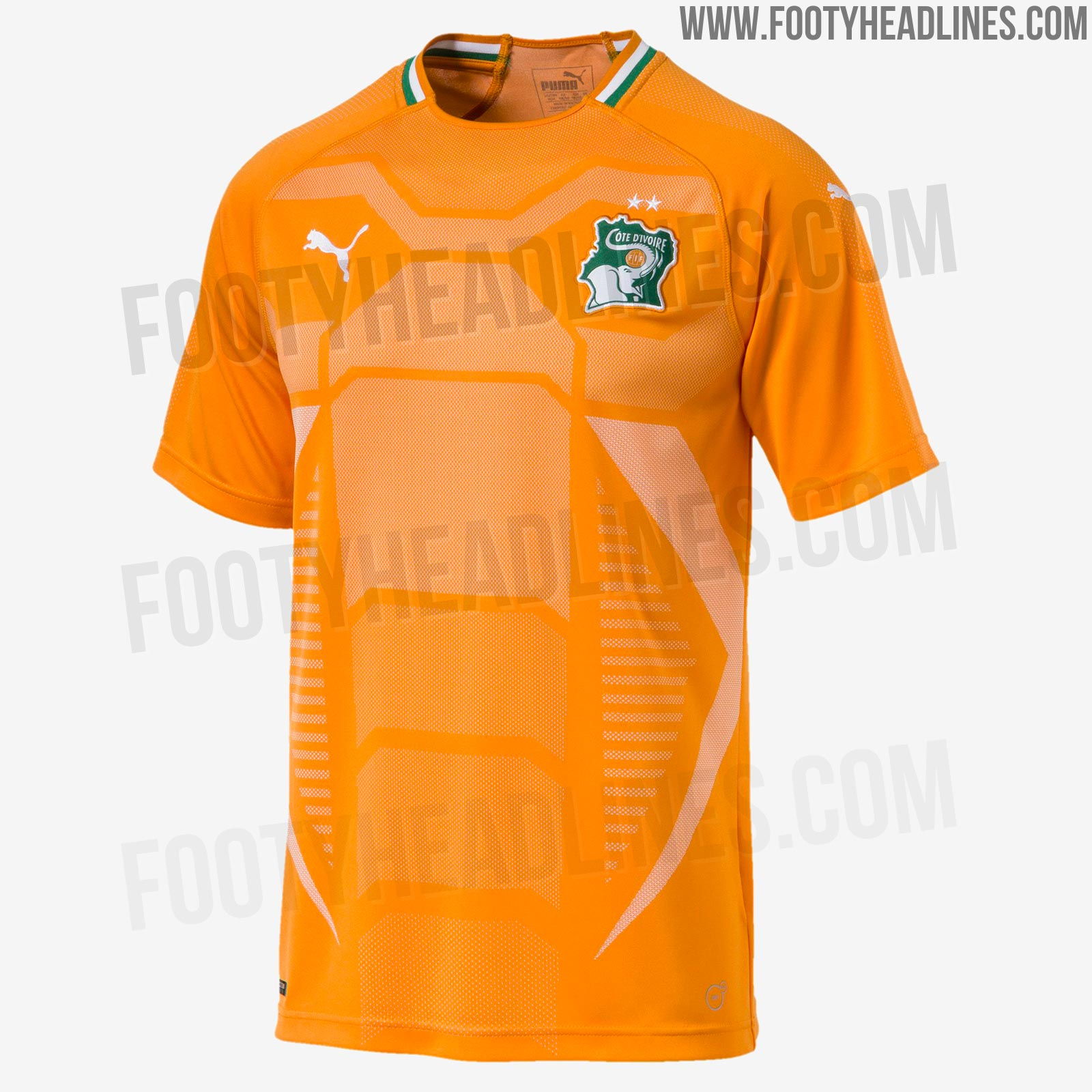 Must see Cameroon World Cup 2018 - cote-divoire-2018-home-kit-2  Perfect Image Reference_495636 .jpg