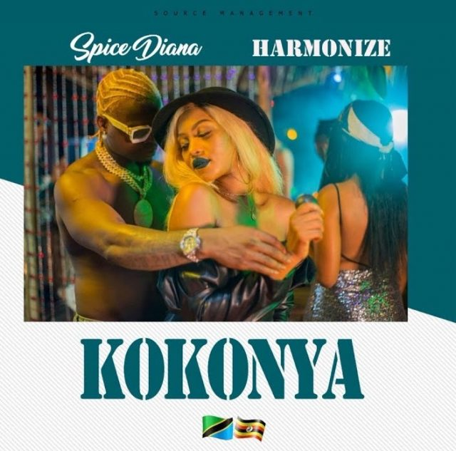 Spice Diana & Harmonize – Kokonya