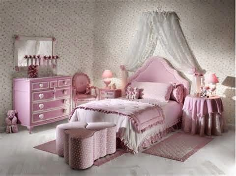 Dekorasi Kamar Tidur Untuk Remaja