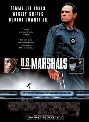 Sinopsis film U.S. Marshals (1998)