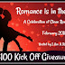 Romance is in the Air | Kick Off Giveaway
