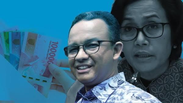 DPRD: Anies Tak Punya Dana Bansos karena Uang Bagi Hasil Belum Dibayar Menkeu