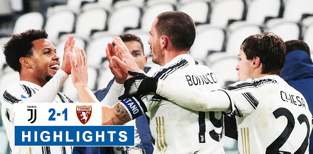 Juventus vs Torino – Highlights